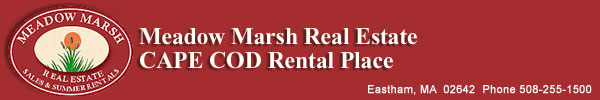 Cape Cod Rental Place Vacation Rentals